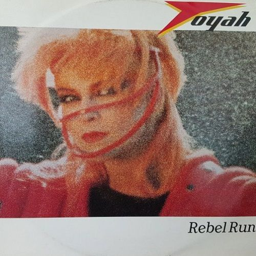 TOYAH Rebel Run Vinyl Record 12 Inch Safari 1983